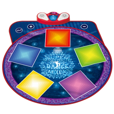 Super Star Dance Mixer Tapis de jeu