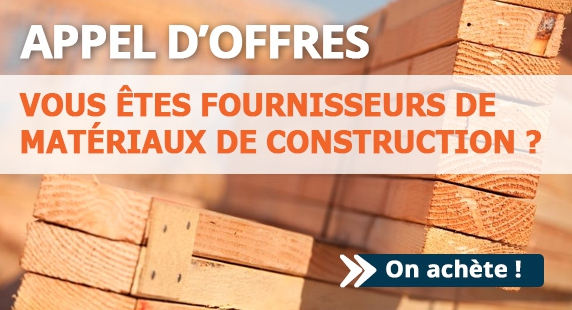 Appel d'offres : Chantier de construction Macouria